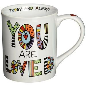 You are Loved Mug by Enesco