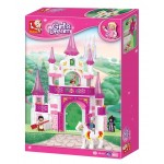 Dream Palace Construction Set by Sluban Toy Bricks