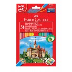 Faber Castell Professional Colour Eco Pencils
