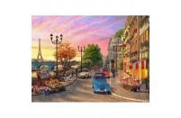 A Paris Evening Puzzle