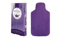 Microwaveable Body Warmer fragranced with lavender by Aroma Home