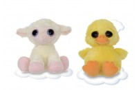 Dreamy Eyes Soft Toy Chick or Lamb