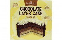 Chocolate Layer Cake from Bakedin 1000g