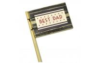 Best Dad Flag