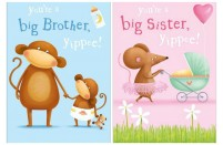 Big Brother / Sister Gift Card