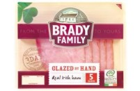 Brady Family Hand Carved Glazed Ham