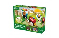 My First Railway Beginners Pack by Brio