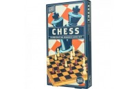 Chess Set Folding Wooden from Lagoon Group