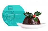Christmas Chocolate Ganache Pudding 200 g