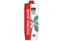 100% Pure Coconut Water 1L