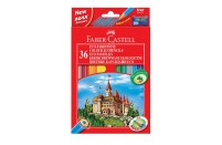 Fabel-Castell 36 Colour Eco Pencils