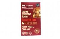 Cranberry & Hazelnut Soda Bread Toasts Foods of Athenry 110g