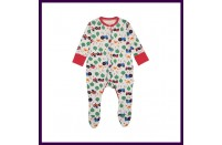 Farmyard Friends Baby Grow by Frugi