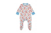 Frugi On The Road Babygrow