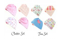 Zippy Bibs For Girl (Pack of 4)