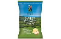 Cheddar & Onion Sweet Potato Chips 40g