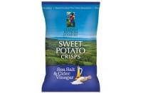Sweet Potato Crisps Sea Salt & Cider Vinegar