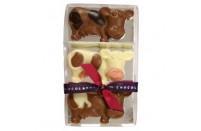 James Chocolate Cows