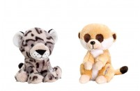 Snow Leopard or Meerket by Keel Toys