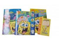 Sponge Bob Activity Gift Set