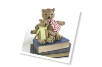 Knit your own Teddies the Crafty Kit Co.