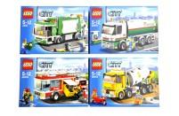 Lego City Range