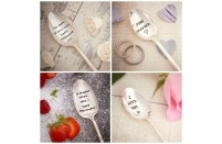 "Antique Silver Spoon ""Romantic Occasion"" available at Create Your Own Gift Basket"