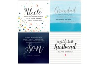 "Male ""Relative"" Birthday Cards"