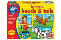 Farmyard Heads & Tails from Orchard Toys (age 18 mths +)