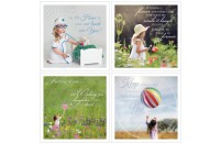 """Wishing on a Star"" Affirming Quotes Gift Cards"