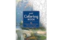 Posh Colouring Book for Men by Thomas Kinkade