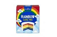 Rainbow Cake Mix from Bakedin