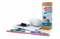 Sally the Seal - Polar Pals Mini Sewing kit by Apples to Pears