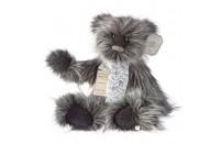 Edward Silver Tag Limited Edition Teddy Bear