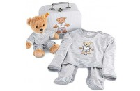 Steiff Sleepwell Suitcase Gift Set.