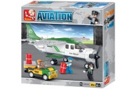 Sluban Aviation Set