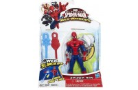 Marvel Ultimate Spiderman Warriors Web Slingers Spider Man Action Figure