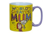 Worlds Greatest Mummy gift mug