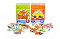 Young childs jigsaw orchard toys